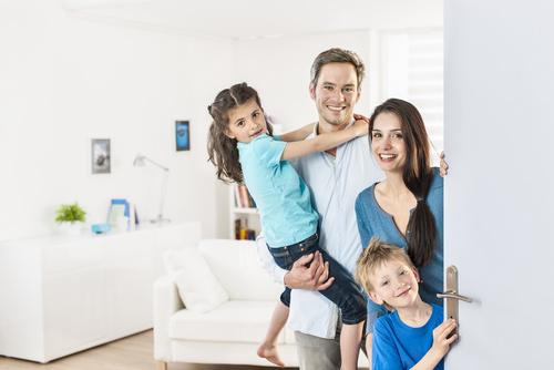 familia-casa